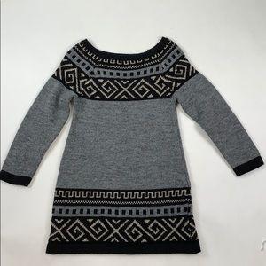 Etoile Wool Long Sleeve Dress